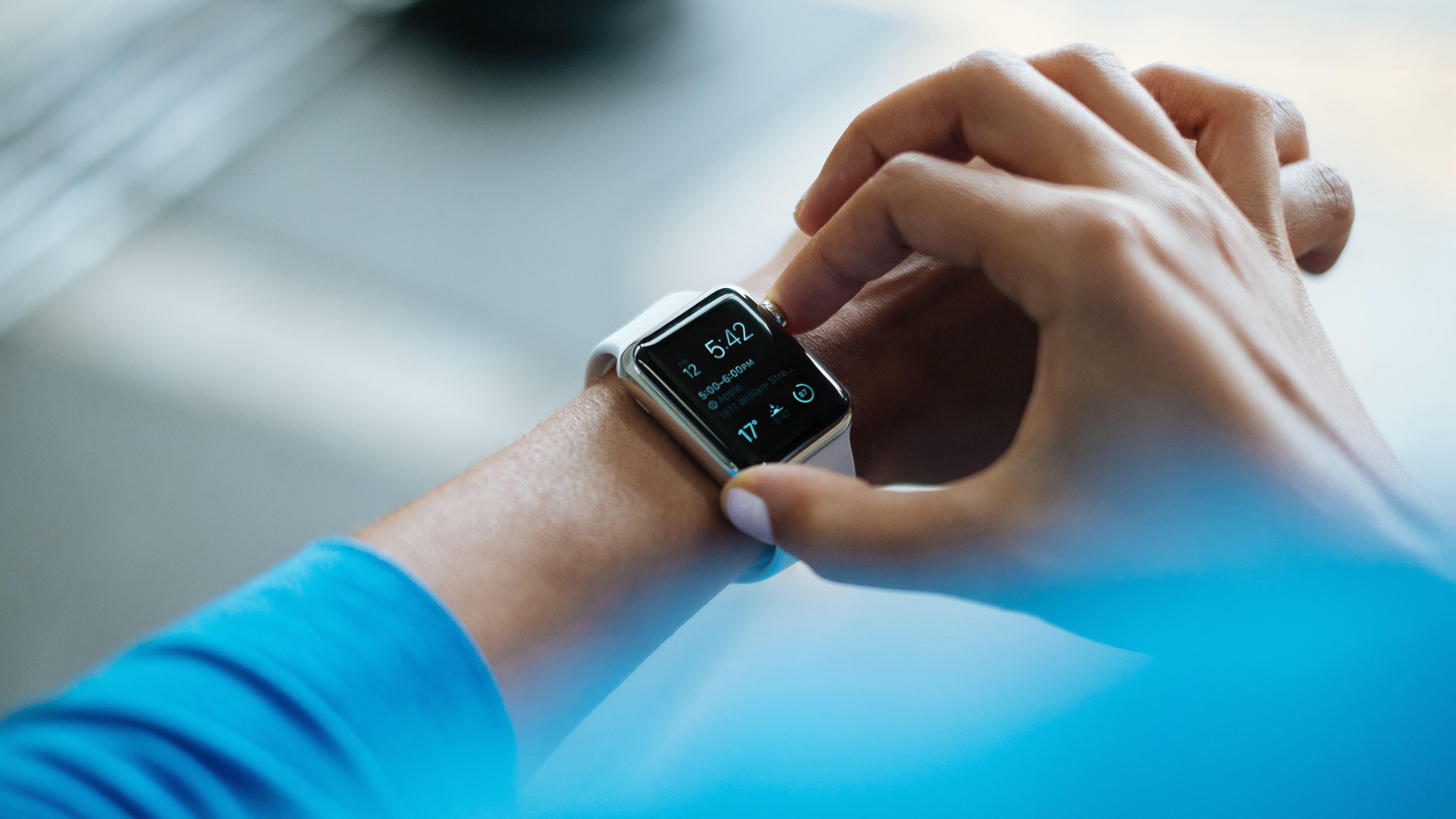 citrulline, personne ayant une montre connectée, sportif
